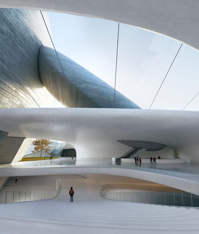 Парк культуры Шэньчжэньского залива