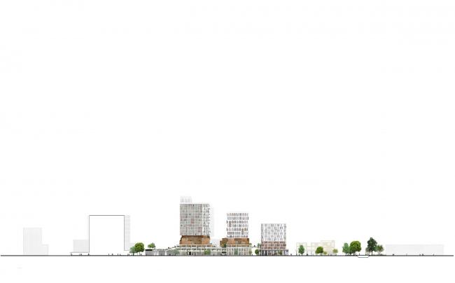 Район ZOHO – реконструкция