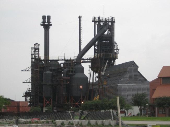 Музей стали. Фото: Adamhg  via Wikimedia Commons. Лицензия CC BY-SA 3.0