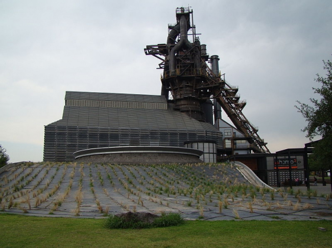 Музей стали. Фото: Lcde.aljandro.hdez via Wikimedia Commons. Лицензия CC-BY-SA-3.0