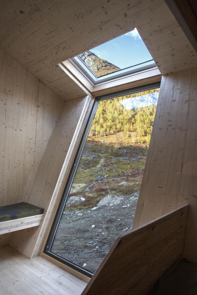 Туристические домики Tungestølen
