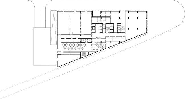 Офисно-гостиничный комплекс в квартале «Спутник»
