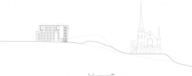 Жилой комплекс Pilestredet 77/79
