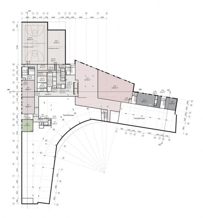Школа – ДОУ в ЖК «Испанские кварталы»