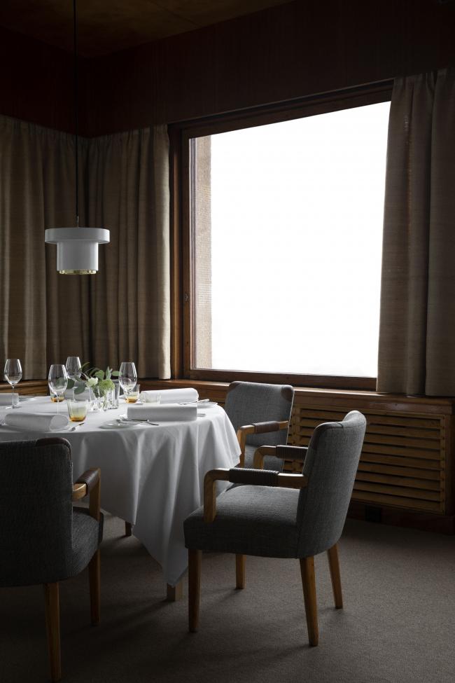 Ресторан Savoy