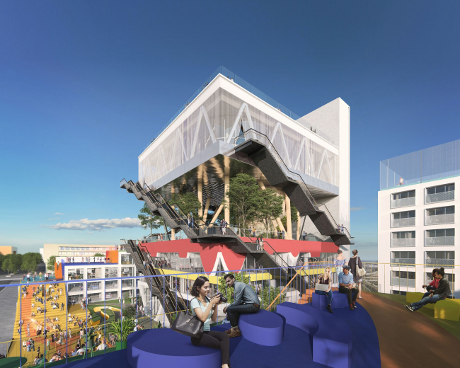 Expo Pavilion 2.0 – реконструкция павильона Нидерландов на Экспо-2000