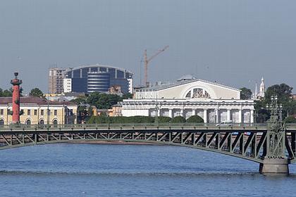 Линия горизонта Санкт-Петербурга: высотная политика