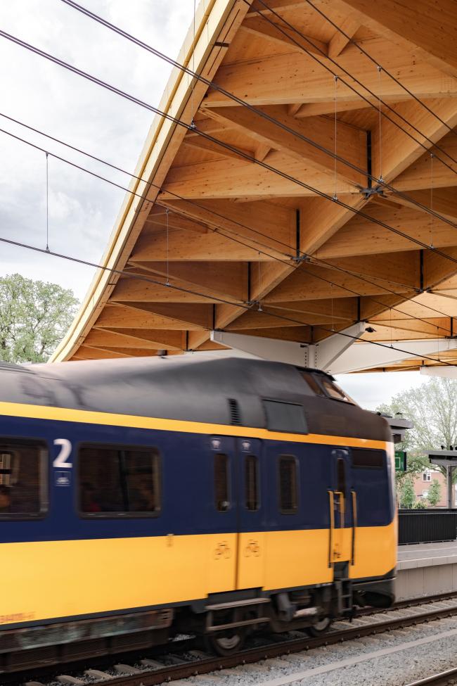 Вокзал в Ассене
