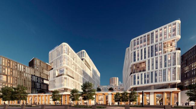 Архитектурно-градостроительный облик гостиницы