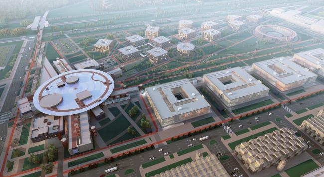Кампус университета ИТМО
