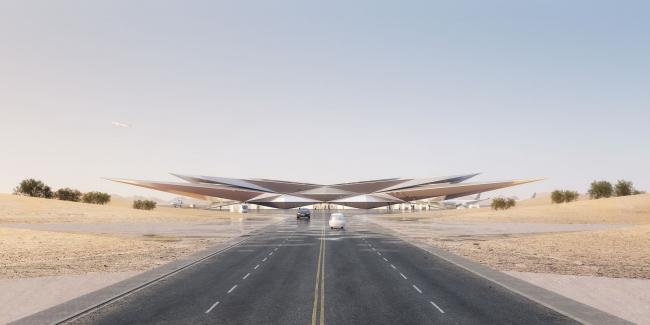 Аэропорт курорта Амаала