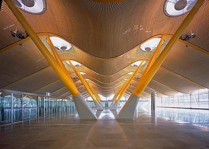 Терминал 4 аэропорта Барахас