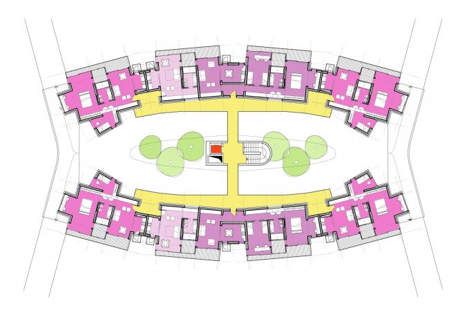 Кондоминиум. Проект модульного жилища «Здоровый дом – Антивирус»