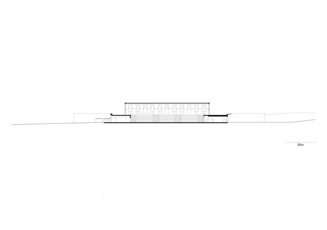 Культурный центр Carmen Würth Forum. Вторая очередь