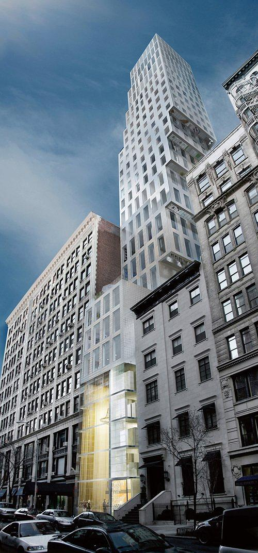 Жилой комплекс 23 East 22nd Street