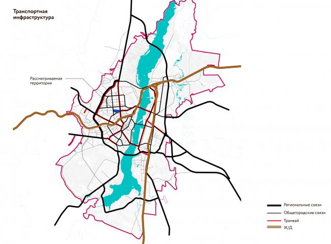 Концепция развития территории бывшего воронежского экскаваторного завода (ВЭКС)
