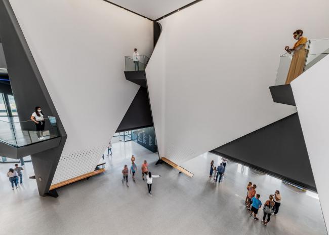 Олимпийский и паралимпийский музей США