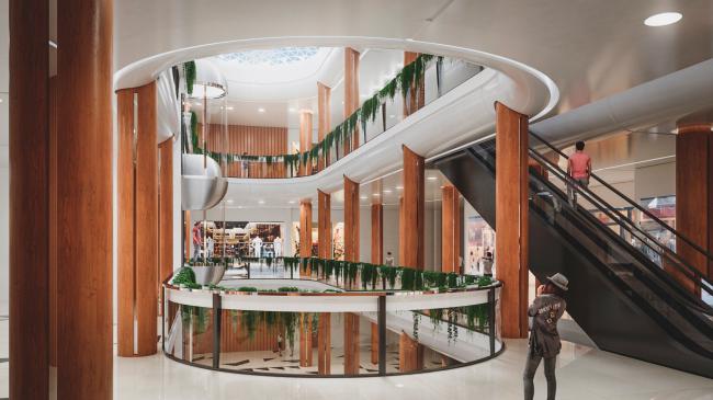 Amber Mall