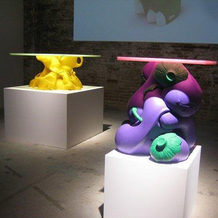 Инсталляция Грега Линна