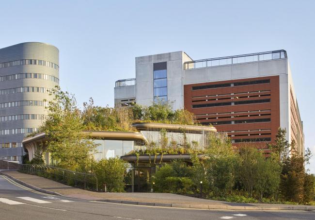 Онкологический центр Мэгги Университетского госпиталя Сент-Джеймс
