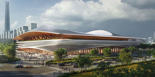 Сианьский международный футбольный центр