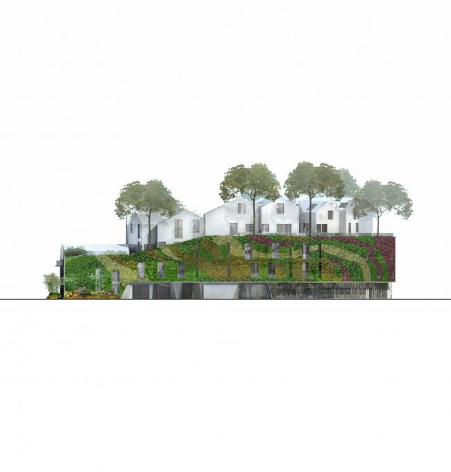 Жилой комплекс Gardenhouse