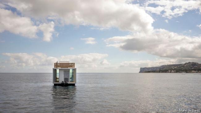 Плавучая гостиница Punta de Mar