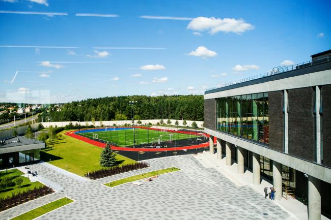 Школа Wunderpark