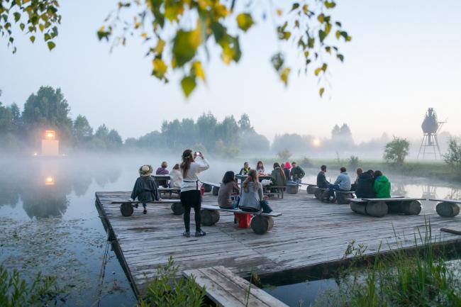 Арт-парк Никола-Ленивец, фестиваль «Архстояние»