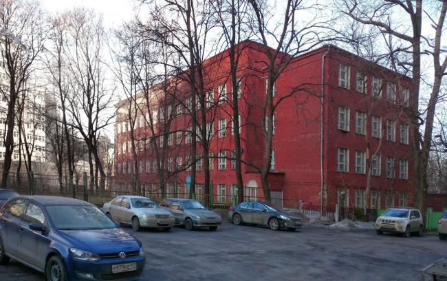 Здание до реконструкции. Детский хоспис «Дом с маяком»