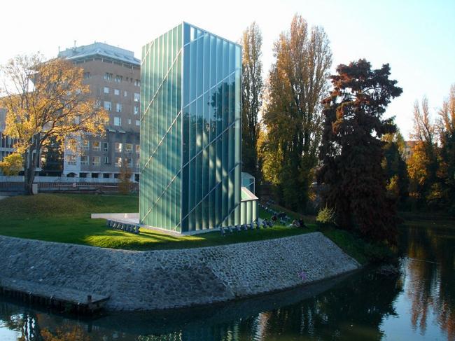Мемориал «Память и свет». Фото: Airin via Wikimedia Commons. Лицензия CC-BY-SA-3.0
