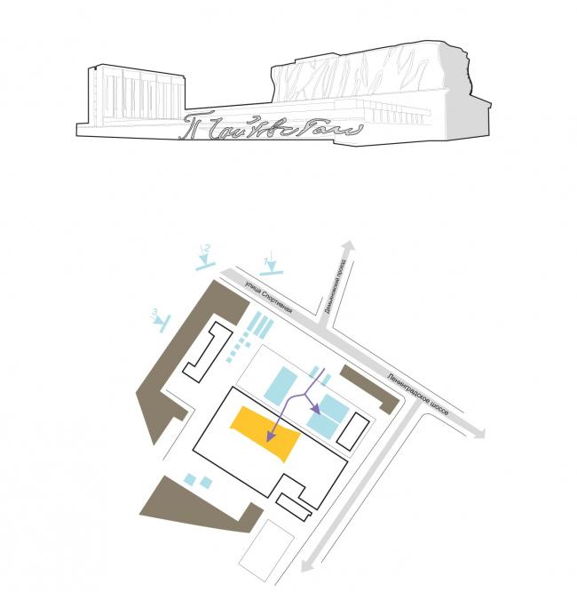 Концертный центр в г. Клин