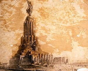Высотные здания позднего сталинизма