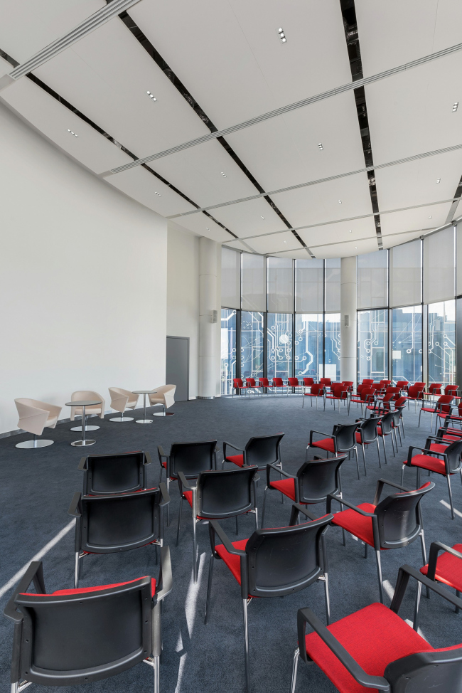 Конференц зал. 3 этаж. Научно-технический центр ПАО «Татнефть»