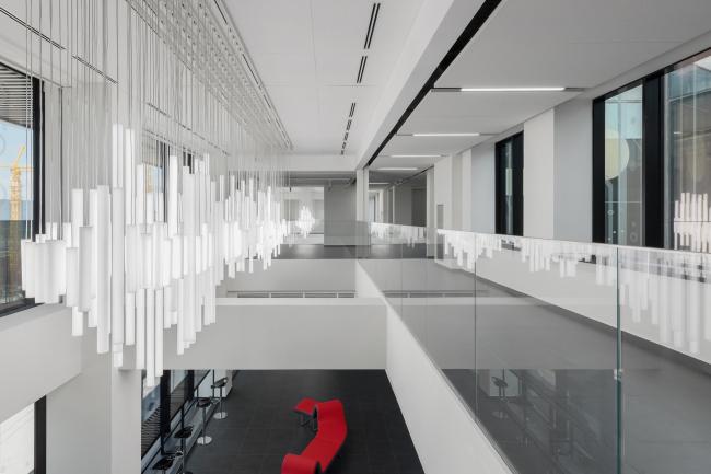 Галерея 4-го этажа. Научно-технический центр ПАО «Татнефть»