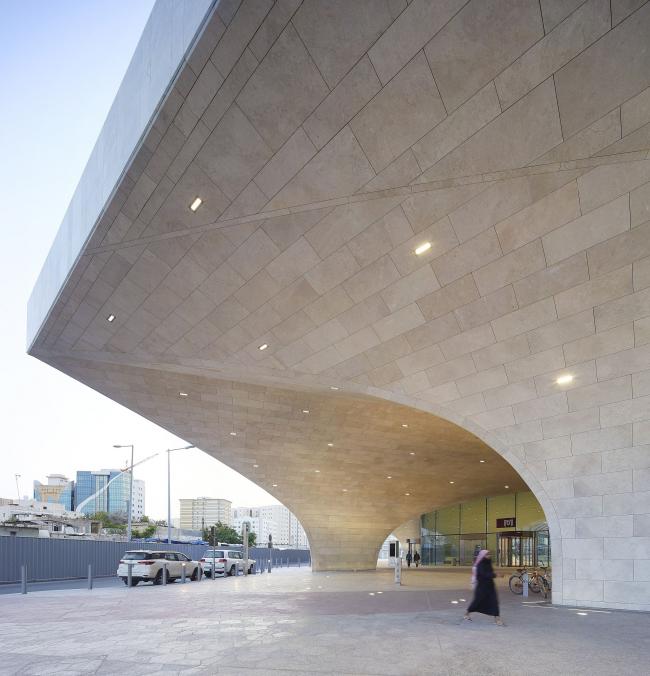 Метрополитен в Дохе. Станция «Мшейреб»