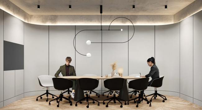 Сервисный офис Space 1