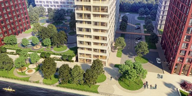 Жилой комплекс «Ривер парк»