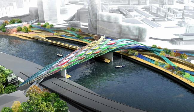 Многофункциональный рекреационный комплекс «Миракс-Сад»,  проект-победитель конкурса 2008