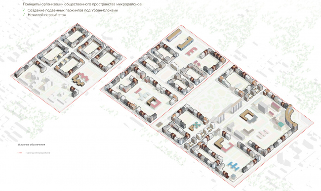 Схема архитектурно-художественного решения. Разработка архитектурно-градостроительной концепции развития городского округа «Город Южно-Сахалинск»