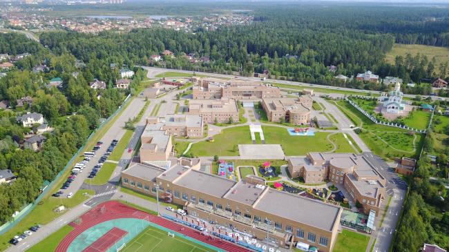 «Зеленый сад», проект развития территории Павловской гимназии