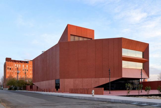 Центр современного искусства Ruby City