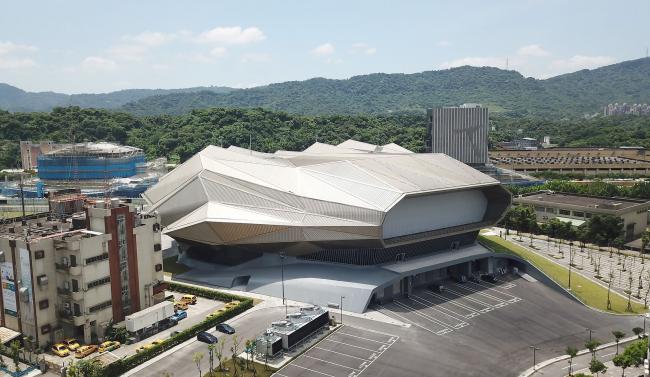 Тайбэйский центр музыки. Концертный зал