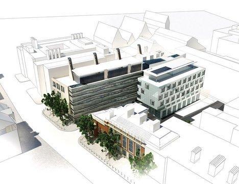 Факультет наук о Земле Оксфордского университета