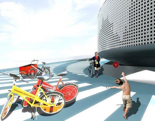 Павильон Дании на ЭКСПО-2010
