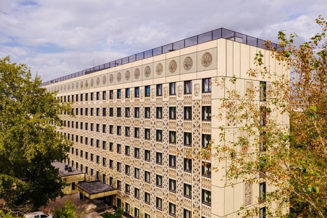 Городская клиническая больница №23 им. И.В. Давыдовского. Реконструкция корпуса 4