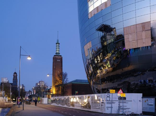 Фондохранилище Музея Бойманса – ван Бёнингена