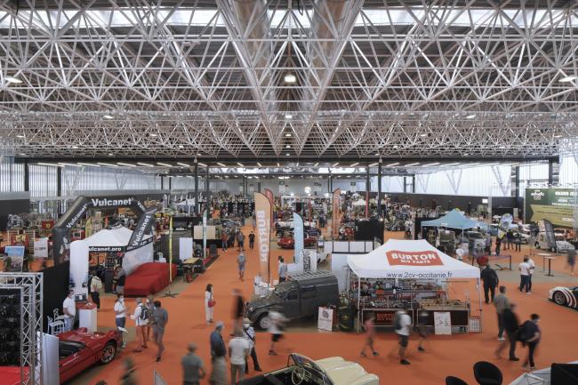 Центр выставок и конгрессов MEETT