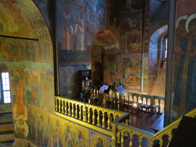 Комплексный проект реставрации Спасо-Преображенского собора