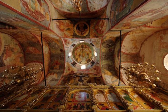 Успенский собор Успенского-Богородицкого монастыря